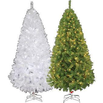arbol de navidad artificial vermont mts con luces integradas