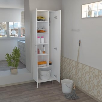 Compra mueble para aseo online linio m xico for Muebles organizadores para living