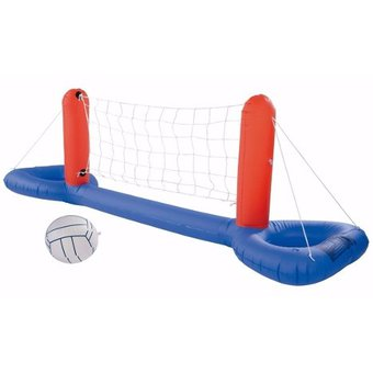 Inflable Voley Con Pelota Pileta