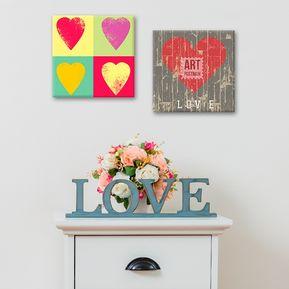 cuadros decorativos canvas piezas by j