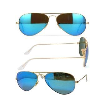 ray ban polarizados azules