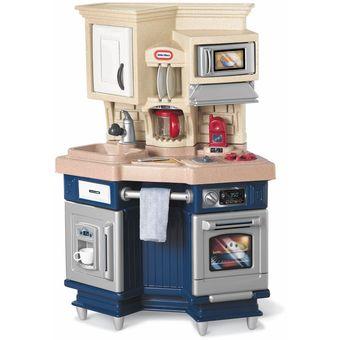 cocina para nios cocinita de juguete little tikes super chef