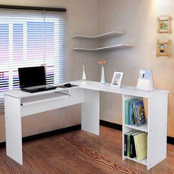 Compra muebles bonno escritorio montreal online linio per - Mesas de estudio de cristal ...