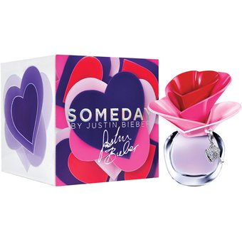 Someday de Justin Bieber Eau de Parfum 100 ml FEM