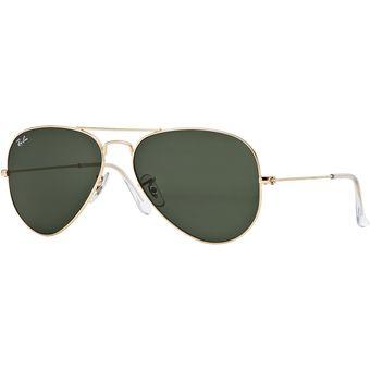 gafas de sol ray ban aviator hombre