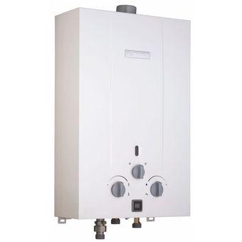 Compra calentador de paso bosch 6 l gas natural tiro - Calentadores de gas bosch ...