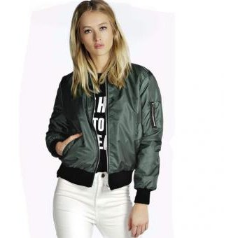 Chaquetas bomber mujer chile