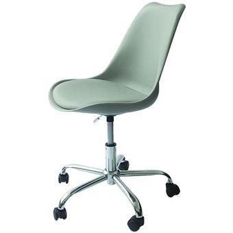 Compra silla de oficina moderna estilo eames color gris modelo of133 10 gris online linio m xico - Sillas oficina outlet ...