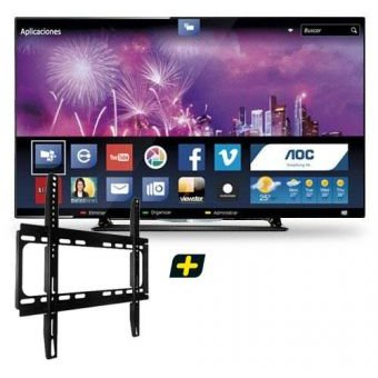 televisor aoc tv hd smart led uc led
