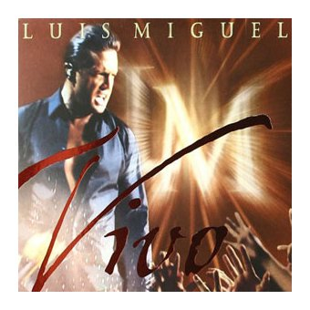 Luis Miguel - Vivo - CD