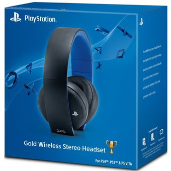 Diadema Gold Wireless Stereo Headset