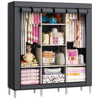 agotado ropero organizador armario closet wardrobe portable desmontable para ropa y accesorios