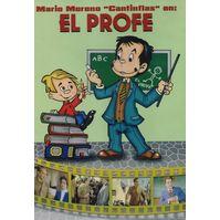 El Profe Mario Moreno Cantinflas Pelicula Dvd