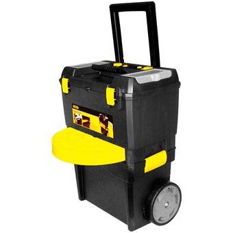 Compra caja de herramientas con ruedas 18 607 stanley - Caja de herramientas stanley ...