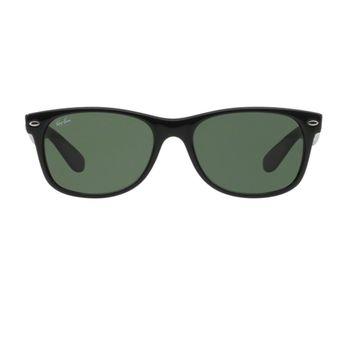 Ray Ban Wayfarer 2132 901 Marco Negro / Lente Verde Talla M Gafas De Sol
