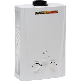 Compra calentador de agua heat wave hw gi06p gas lp 6 lts - Calentador de agua de gas ...