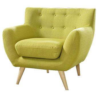 Compra sill n individual green kei verde online linio for Compra de sofas baratos