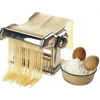 Maquina Para Hacer Pasta Maker PSTA-01 Stay Elite - Gris
