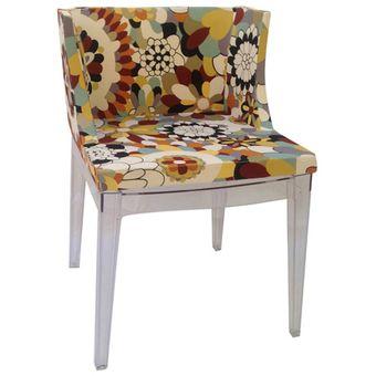 silla de comedor frankfrut tapiz de