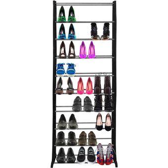 Compra zapatera practicosas para 30 pares de zapatos for Zapatero para 30 pares de zapatos