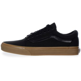 vans old skool negras doble suela