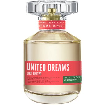 Just United 80 ml. EDT FEM - Benetton
