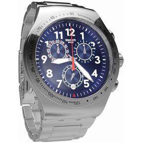 reloj swatch yosg azul
