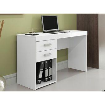 Compra escritorio melamine amueble malaga con cajones for Crear muebles juveniles
