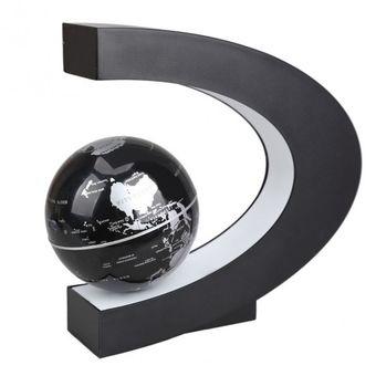 globo terraqueo de levitacion magnetica decoracion led