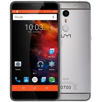 Celular UMI Max 16GB-Gris