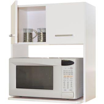 Compra gabinete superior para microondas 2 puertas moduart for Cocina al microondas