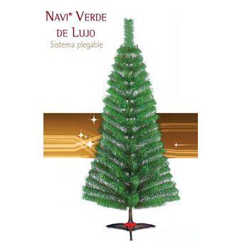 agotado arbol de navidad artificial navi de lujo 190cm 32160 verde