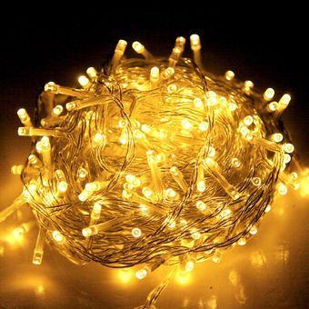 Compra 100 luces led navidad para arbol blanco calido - Luces led para arbol de navidad ...