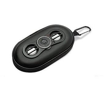 Parlante Portátil  Iluv Isp123 Con Bluetooth-Negro.