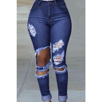 Grandes en jeans azul - 3 part 7