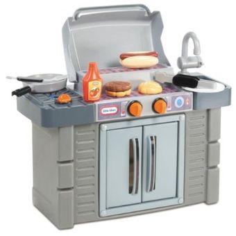 Compra cocina de juguete ni o ni a parrilla infantil for Cocina ninos juguete