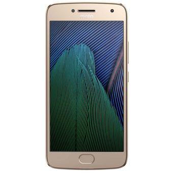 Motorola Moto G5 XT1676 - Dorado
