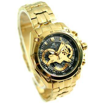 7b308aaa70fd relojes casio dorado hombre