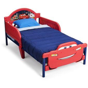Compra base de cama cuna cars delta ni os 3d online - Camas cars para ninos ...