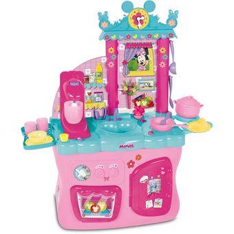 Compra juguete cocina para ni a minnie mouse con for Cocina de juguete step 2
