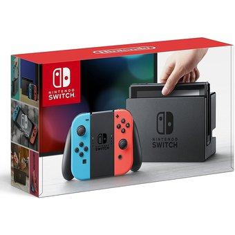 Nintendo Switch Neón