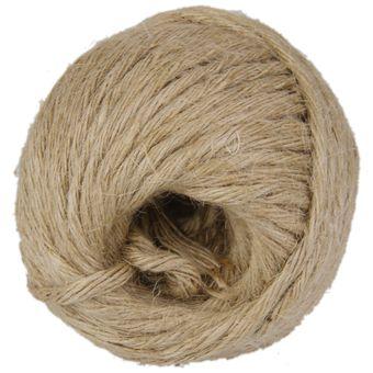 magideal 30m cuerda cuerda de yute yute trenzado de camo natural de secuencia de la cuerda - Cuerda Caamo