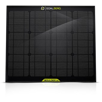 Panel Solar Goal Zero Boulder 30