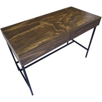 escritorio estilo industrial fs estudio colornogal