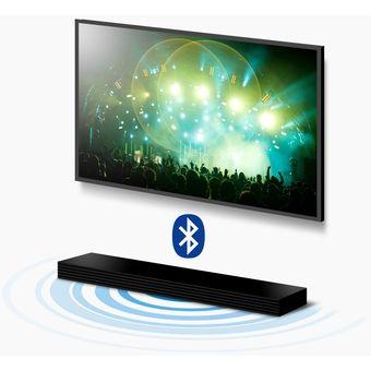 Barra de sonido Samsung J250 2.2 Canales 80 W Bluetooth USB - Negro