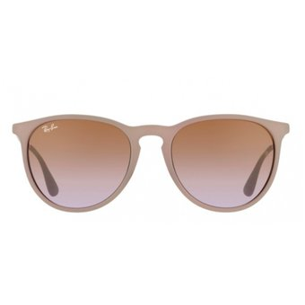 Ray Ban RB 4171 6000/68 Dark Rubber Sand / Silver TALLE M Gafas De Sol