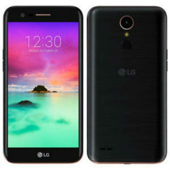 Celular LG K10 2017 M250 Android 13MP 16GB  Negro