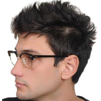 lentes ray ban clubmaster hombre