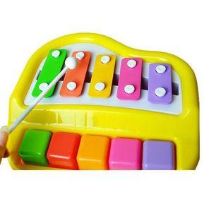 pequeo xilfono de la msica en el pian