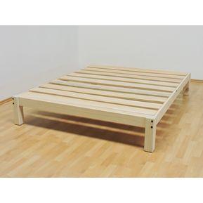base para cama matrimonial tradicional d